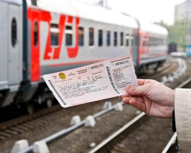 Как можно вернуть билет РЖД, приобретенный через интернет