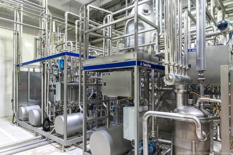 Пастеризация, ультрапастеризация и стерилизация молока