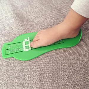 Правила определения размера обуви