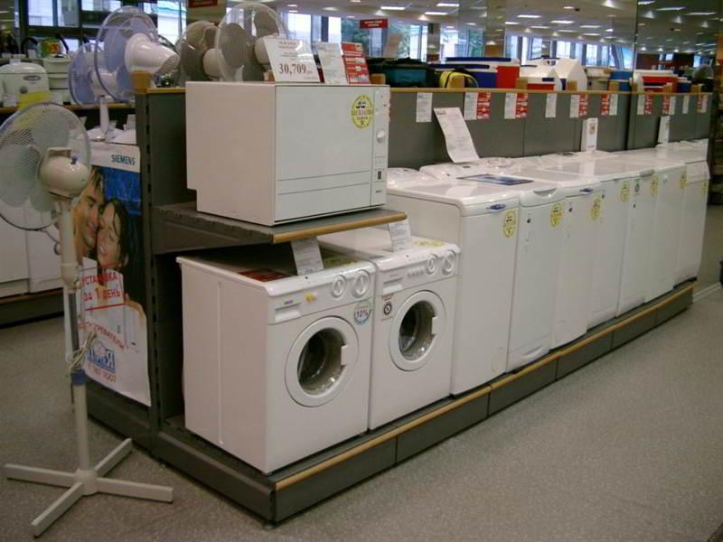 Вощвраты стиральных машин