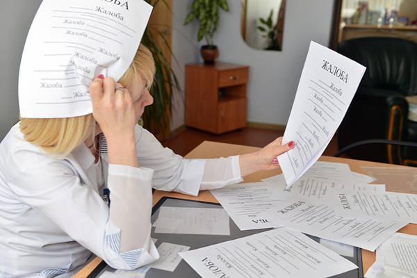 Жалобы на врачей в Министерство здравоохранения: как направить?