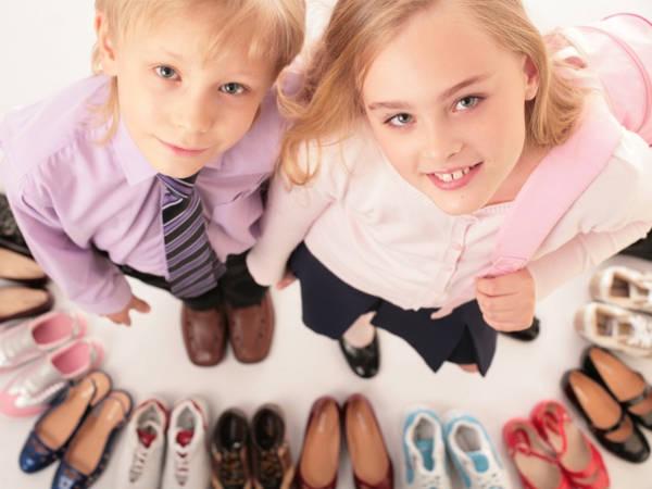 Как перевести размер детской обуви США на русский стандарт?