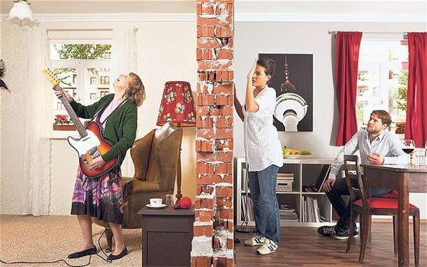 До скольки можно шуметь в квартире